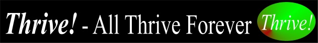Thrive - All Thrive Forever logo 012815